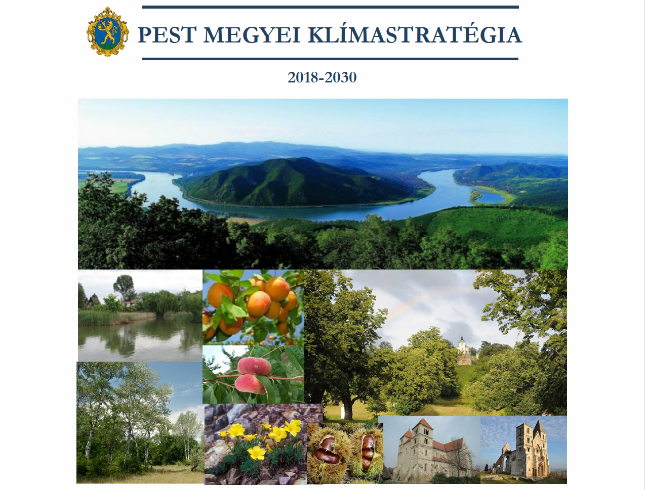 Climate Strategy of Pest County